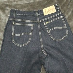 LEE VINTAGE 80'S HIGH WAISTED MOM JEANS NEVER WORN